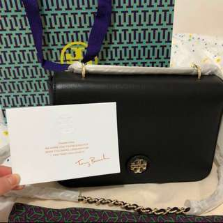 Tory Burch Robinson Adjustable Shoulder Bag (100% REAL & NEW)