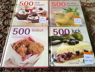 Recipe book for sales