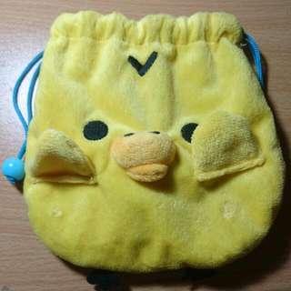 小雞束口袋