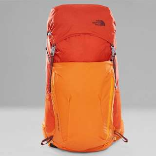 The North Face Banchee 35 Backpack Tibetan Orange