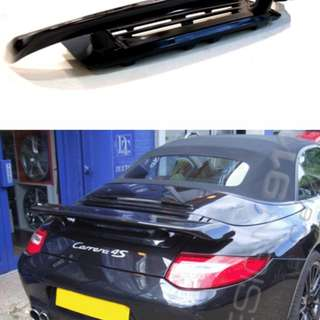 Porsche 997 wing / spoiler