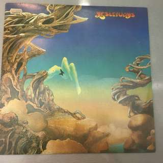 Yes ‎– Yesterdays, Vinyl LP, Atlantic ‎– SD 18103, 1974, Australia
