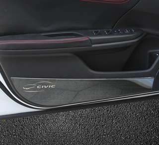 Honda Civic X 10th Gen Door side panel protector