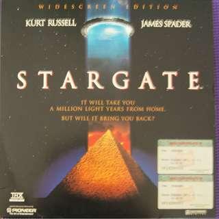 Laser Disc Movie - M25  Stargate