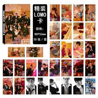 [PO] WANNA ONE LOMO CARDS