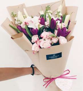 Designer series bouquets DS206