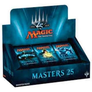 Master 25 Rares(Magic the Gathering)(MTG)