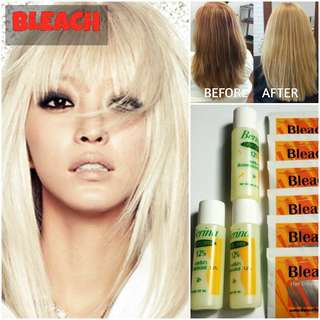 Hair Bleach Colour NON DAMAGING (PROMO)