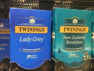 Twinning 紐西蘭 限定 New Zealand breakfast