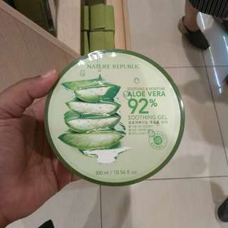Nature Republic Smoothing & moisture