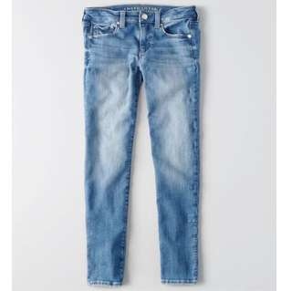 American Eagle Outfitters Extreme Super Super Stretch Jeans