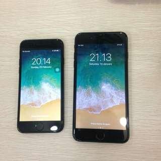Iphone 7 256gb dan iphone 7 plus 128gb