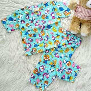 Pyjamas Playing Pororo