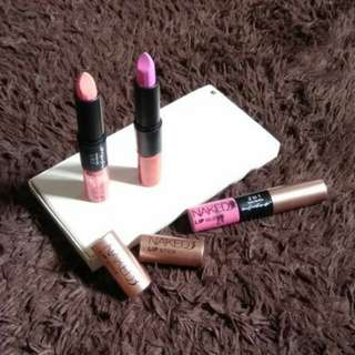 Naked3 Lipstick 2in1