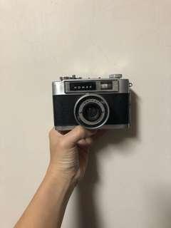 Homer 底片相機 vintage