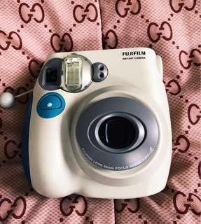 FUJI INSTANT CAMERA 7S PRELOVED HARGA NETT