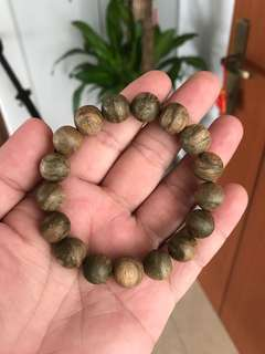🌿Natural Agarwood Bracelet 🌿 沉香静舍 🌿