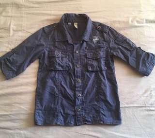 Fox 3/4 Sleeve Shirt