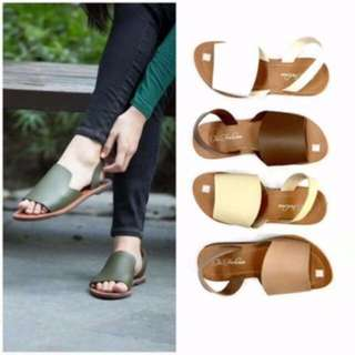 Free Shipping Women's Fashion Sandals Made in Marikina