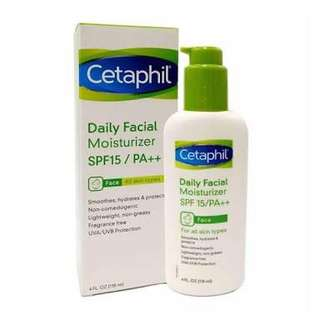 Cetaphil Daily Moisturizer SPF 15+++