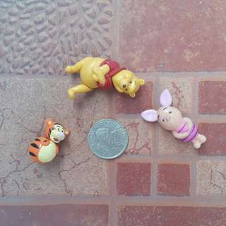 Pooh and Friends mini-figures