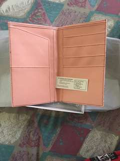 Travel Wallet #SpringCleaning