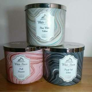 BATH AND BODY WORKS WICK CANDLE