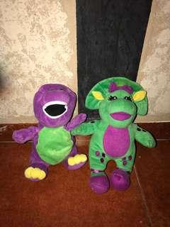 Barney dolls