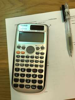 Casio Calculator fx II