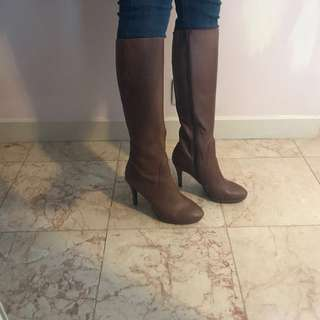 Nine West under the knee boots - US Size 6 or euro size 36 or UK size 4