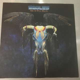 Eagles ‎– One Of These Nights, Japan Press Vinyl LP, Asylum Records ‎– P-10033Y, no OBI, 1975