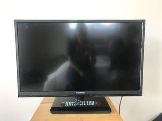 "32"" KONKA FLAT SCREEN TV"