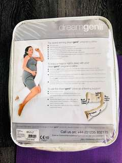 Dreamgenii (pregnancy support and feeding pillow)