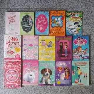 Teenage story books
