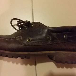 Timberland Moccasin Brown (reduced)
