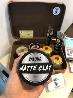 Valour Ultimate Matte Clay | Smooth Matte Finish | Ultimate Stronghold