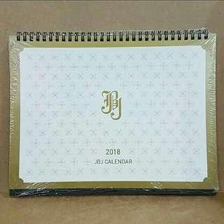 [Free pos]JBJ Season greetings Calendar 2018