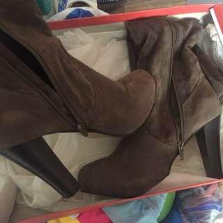 Caristoga Long Boots
