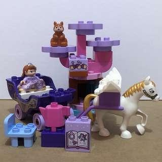 Lego Duplo Sofia's Magical Carriage