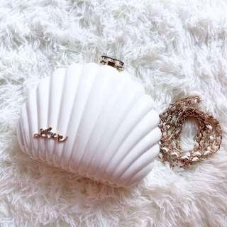Chanel Dubai Gift Shell Shape Bag