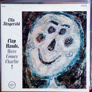 Brand New/Sealed - Ella Fitzgerald - Clap Hands (Classic Records Audiophile 180g Vinyl LP)