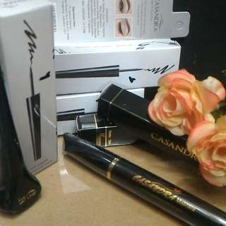 Maskara dan Eyeliner 1 paket