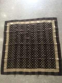 Scarf scarves wraps 97 x 97 cm