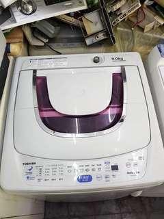 Toshiba 9kg washing machine