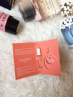 Valentina blush EDP perfume sample
