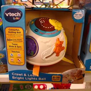 Vtech Crawl & is Learn Bright Lights Ball/ Fisher Price/ Fisherprice