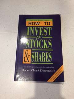 How To Invest In Stocks & Shares