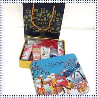 HANDCREAM L'OCCITANE
