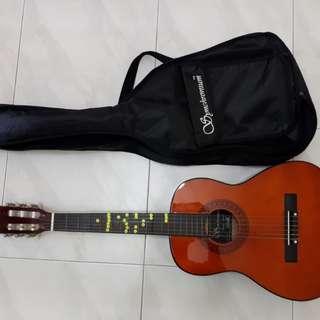 """Synchronium Classic Guitar 37"""""""