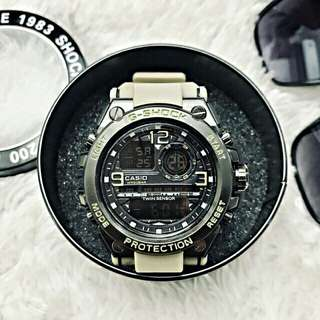 G-SHOCK METAL WATCH